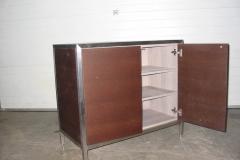 Fabrication meuble sur mesure métal et bois Lyon